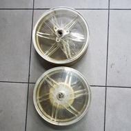 Rs100 cuxl100極光鋁合金輪框