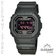 Casio G-Shock DW-5600MS-1 Multi-function Alarm Men's Watch / DW-5600MS-1D
