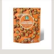 星巴克 咖啡焦糖爆米花、酸奶洋蔥爆米花