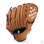新品上架 棒球手套加厚棒球手套兒童成人打擊接髮投手手套棒球壘球手套 【萬家易購】