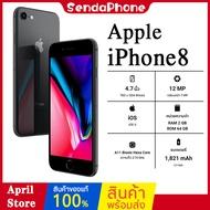 ไอโฟน 8 มือสอง สภาพใหม่มาก การใช้งาน 90% Apple iPhone 8 100% _64GB_256GB มีรับประกันจากทางร้าน ดูแลหลังการขาย
