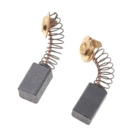 Perfk 2pieces Carbon Brush Drill Power Tool Replacement Parts for Hitachi 999021