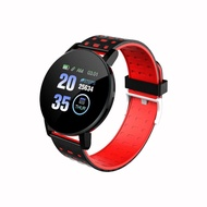 119plus Bluetooth Smart Watch GPS Waterproof SIM Camera Screen Touch 3D Wat W7W4