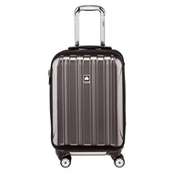 DELSEY Paris Delsey Luggage Helium Aero, International Carry On Luggage, Front Pocket Hard Case Spin