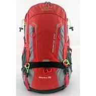 【裝備部落】Senterlan鑫特萊-50L登山背包-紅色