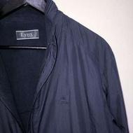 古著 山貓 Lynx 防風夾克外套 高爾夫老夾克 海軍藍夾克 復古 vintage