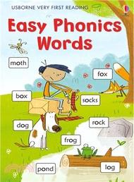 2673.Easy phonics words Mairi Mackinnon; Fred Blunt