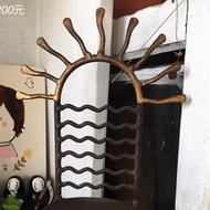 二手太陽鐵椅裝飾品。