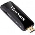 VIEWSONIC ViewSync WPG-300 支援HDMI/MHL介面,插上投影機、電視、顯示器,即可無線播放行動裝置、電腦的1080p多媒體內容.