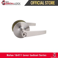 Nelon 16411 Lever Lockset Series