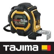 【Tajima 田島】G3捲尺 5.5米x25mm/公分 附磁鐵(G3GLM25-55BL)