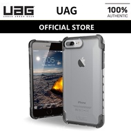 UAG Apple iPhone 8 Plus / 7 Plus / iPhone 6 / 6s Plus / iPhone 8 / iPhone 7 / iPhone 6 / 6s Case Cover Plyo with Rugged Lightweight Slim Shockproof Transparent Protective iPhone Casing