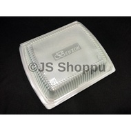 Disposable Lunch Box (BX-290) / PP Lunch Box / Kotak Nasi (50pcs+-)
