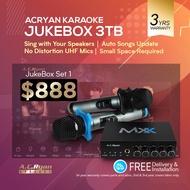 AC Ryan Home Karaoke Jukebox Set 1