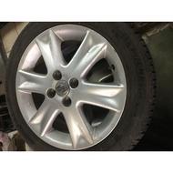 可單賣 豐田 YARIS原廠 4孔100 6爪 16吋鋁圈 VIOS ALTIS CORONA