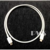 ☆【APPLE 蘋果 原廠 Thunderbolt 3 USB‑C 連接線 (0.8 公尺) 】☆展示品 TYPE-C