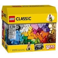 晨芯樂高 LEGO 經典系列 10702 創意補充盒 583 pcs 內附拆解器