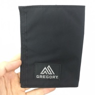 GREGORY BOOK COVER - BLACK