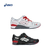 ASICS G.I. Joe x Asics Gel Lyte III joint limited edition sports shoes men's special forces snake eyes
