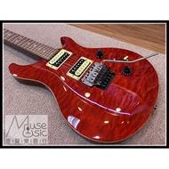『苗聲樂器』全新PRS SE Custom Floyd Rose 大搖系列 30週年紀念款電吉他 紅