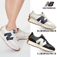 【NEW BALANCE】NB 復古運動跑鞋_女鞋_WS327KA/WS327KB/WS327KC-B楦(數量有限 售完為止)