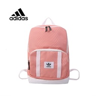 Everyday leisure Sports and leisure Men's travel bag Adidas Backpack Adidas Backpack กระเป๋าเดินทาง