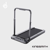 Kingsmith WalkingPad Foldable Treadmill R2 Pro [+ International Edition, Exclusive Distribution, Brushless Motor, CE Certified, Running, Walking, 1.25hp, 12km/h, Low Noise, 110kg Load Capacity, LED Display, APP Control, Remote Control, Home Gym ]