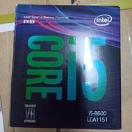 Intel i5-8600