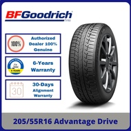 [INSTALLATION] 205/55R16 BF Goodrich Advantage *Year 2020/2021 (By Michelin) TYRE (1-7 days delivery)