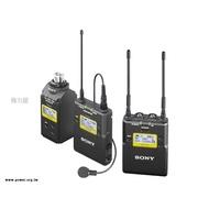 《台北-動力屋》 SONY UWP-D16/ K14 三件式專業無線麥克風(公司貨)
