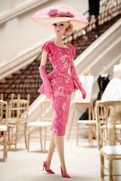 Fashionably Floral™ Barbie Doll 芭比 SK Silkstone 2015