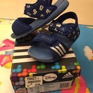 Adidas 米奇涼鞋 防水涼鞋