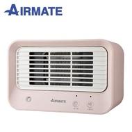【AIRMATE 艾美特】人體感知美型陶瓷電暖器粉色 HP060M【三井3C】