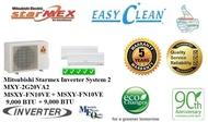 Mitsubishi Starmex Inverter Aircon System 2