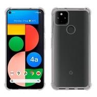 Metal-Slim Google Pixel 4a 5G 強化軍規防摔抗震手機殼
