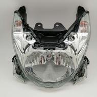 Best saller ไฟหน้าเดิมชุด MIO-125I.GT(รุ่นหัวฉีด)(2012)ใช้กับ Mio-125i.GTและMio-125iMXทั้งชุดพร้อมขั้วไฟและหลอดไฟ(หัวฉีด) อะไหร่รถมอไซด์ กระจกคราฟ ท่อหม้อน้ำ ค้ำโช้ค โลโก้รถยนต์ logo motor