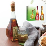 【台酒粽飄香】玉泉健美醋禮盒(水蜜桃+青蘋果)(全素)