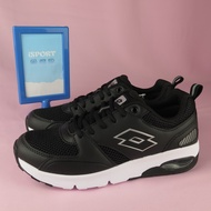 【iSport愛運動】LOTTO DAY RIDE 休閒鞋 公司貨 LT9AMR0080 男款 黑