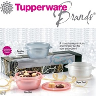 Tupperware One Touch Bowl Set