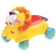 費雪獅子兩用學步車