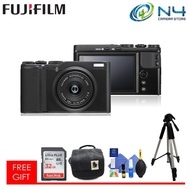 Fujifilm XF10  + Memory Card (32GB) + Camera Bag + Cleaning Kit + Tripod