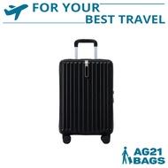 กระเป๋าเดินทางล้อลาก กระเป๋าเดินทาง ขนาด 20 / 24 นิ้ว แข็งแรงทนทาน วัสดุ ABS ระบบซิปล็อค รหัส 3ตัว ล้อหมุนได้ 360องศา