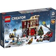 樂高LEGO Creator Expert系列 - LT10263 冬季村消防局