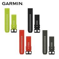 【GARMIN】QUICKFIT 26mm 矽膠錶帶