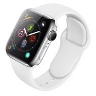สายนาฬิกาซิลิโคนสำหรับ Apple Watch 5 4 44 มม. 40 มม. สายรัดสำหรับ Apple Watch Series 3 2 1 38 มม. 42 มม=Silicone Watch Band For Apple Watch 5 4 44mm 40mm Strap For Apple Watch Series 3 2 1 38mm 42mm bands