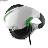 [ACC]有[PS4]CYBER、邁克的背帶耳機(VR用)白×綠色CYBER GADGET(CY-VRMBHP-WG)(20181109) Media World