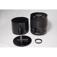 TAMRON SP 500mm F8  MC 55BB for  Nikon/Canon/Pentax