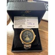 急售 Jinskintn 全新 機械錶全新未拆封