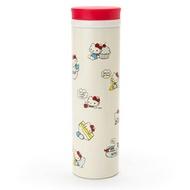 Hello Kitty 不鏽鋼 保溫瓶 隨手瓶 水壺 水瓶 保溫 保冷 三麗鷗 凱蒂貓 日貨 KT L00010426