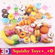✪[Squishy Toys!]✪ ◕‿◕✧ 3D Scented Squishy Toys!! || Gifts || Collections || Accessories || De-stress